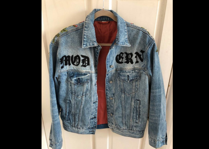 Gucci Denim Jacket (Unisex) - Size 44 (Fits M) - 2