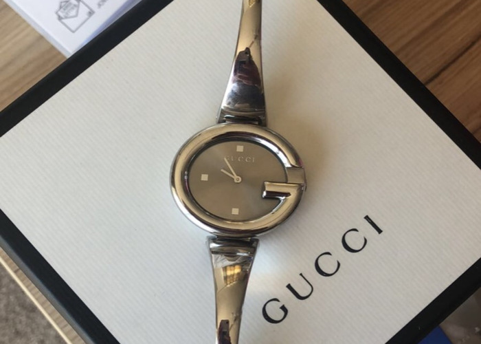Gucci Ladies Bangle Watch - 1