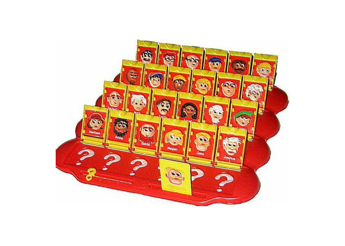 Guess who board game - 1