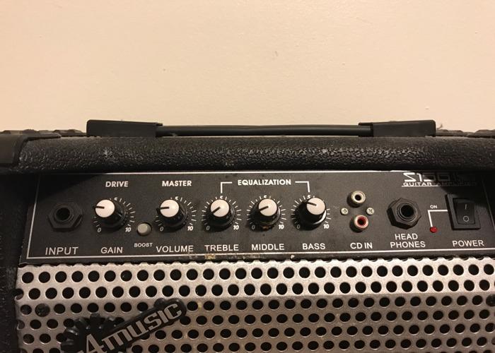 Guitar amp - 2