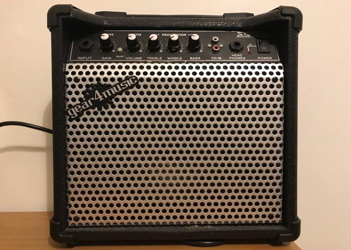 Guitar amp - 1