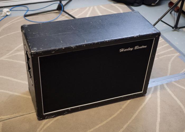 Harley Benton GN212 2x12 V30 Guitar Cab 2 12 - 1