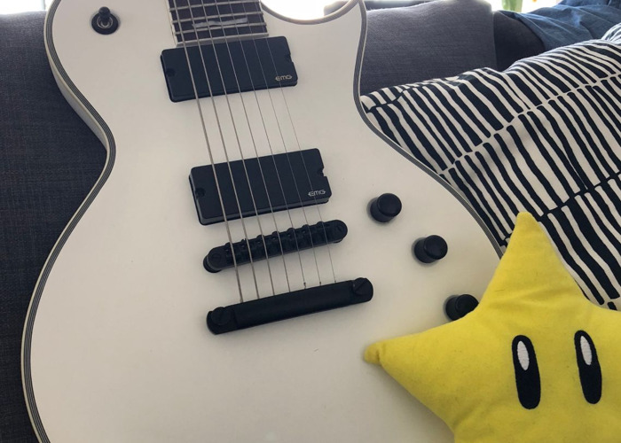 Guitar ESP LTD - 7 Strings - 1