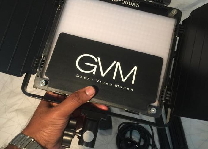 GVM LED Video lights  - 1