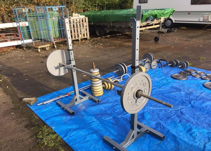 Gym Equipment - 1