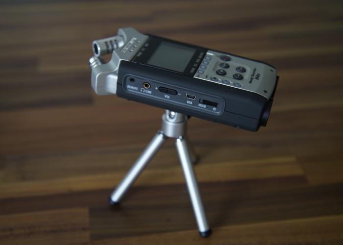 H4N Zoom Audio Recorder - 1