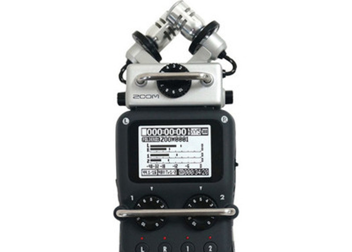 Zoom H5 Audio Recorder - 1