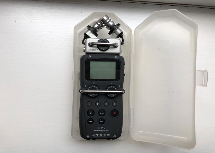 H5N Zoom recorder  - 2