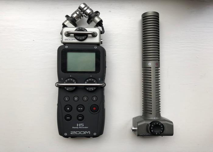 H5N Zoom recorder  - 1