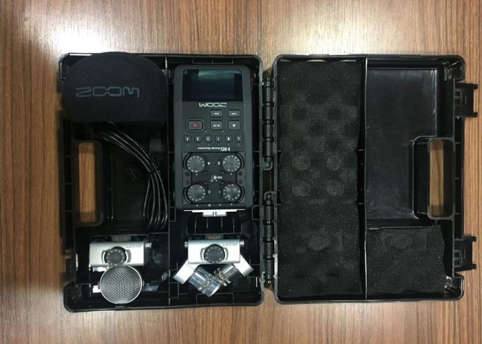 H6 Zoom Audio Sound Recorder - 2