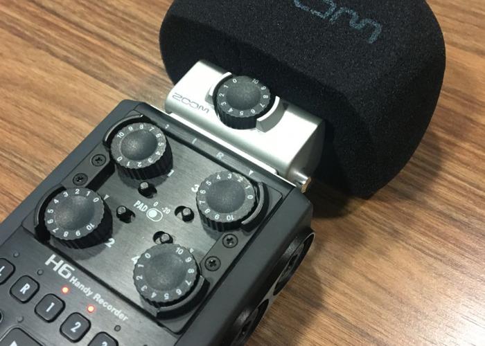H6 Zoom Audio Sound Recorder - 1