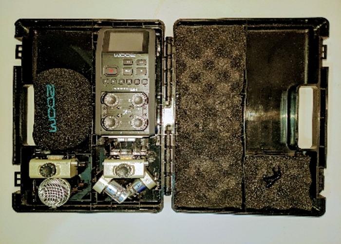 H6 Zoom Handheld Recorder - 1