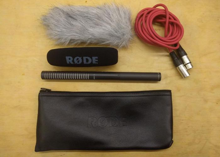 H6 Zoom & NTG2 RODE mic - 2