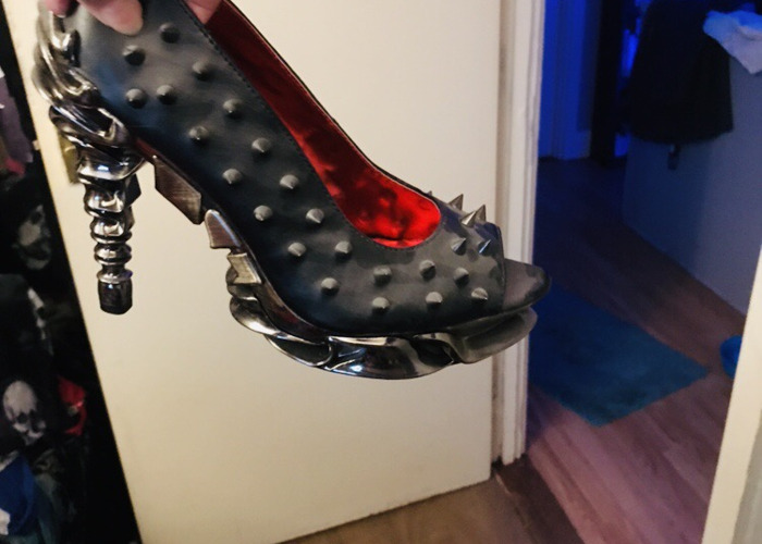 Hades shoes and boots  - 2