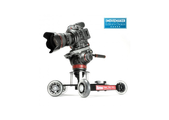 Hague D9 Camera Table Tracking Dolly - 1