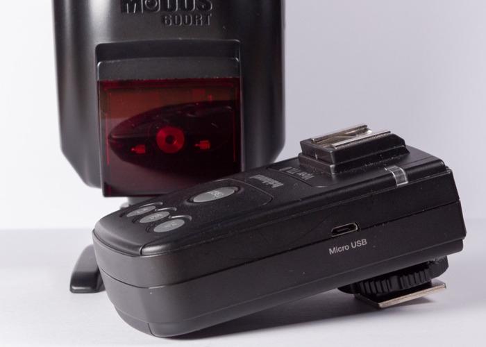 Hahnel Modus 600 Flash Canon Suitable - 2