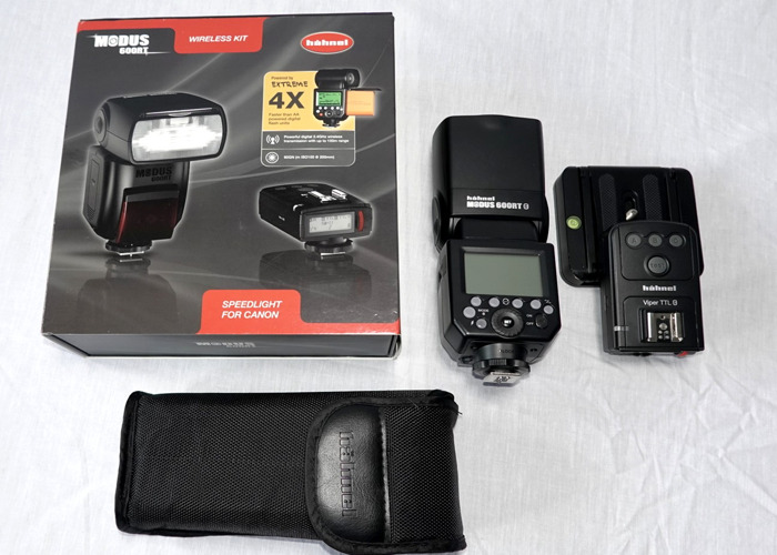 Hahnel Modus 600RT MK II Wireless Kit for Canon - 1