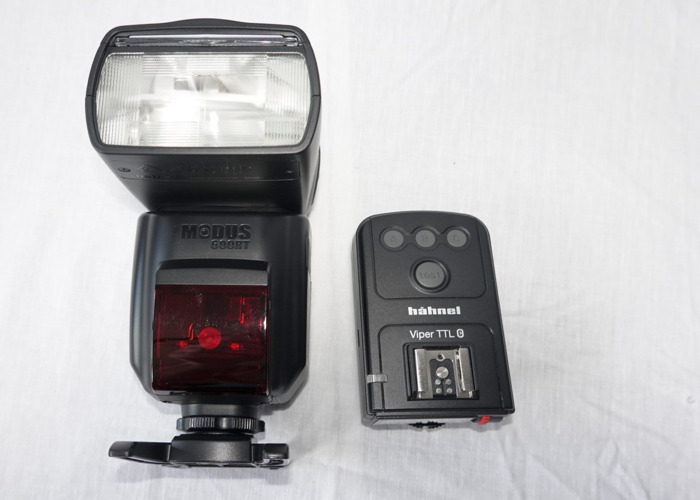 Hahnel Modus 600RT MK II Wireless Kit for Canon - 2