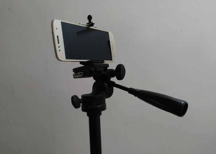 Hahnel Pro60 Spider Video Photo Tripod - Light - 2