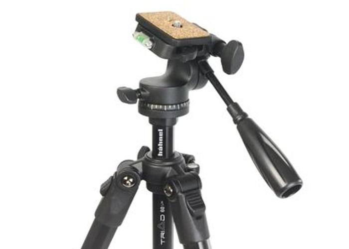 Hahnel Pro60 Spider Video Photo Tripod - Light - 1