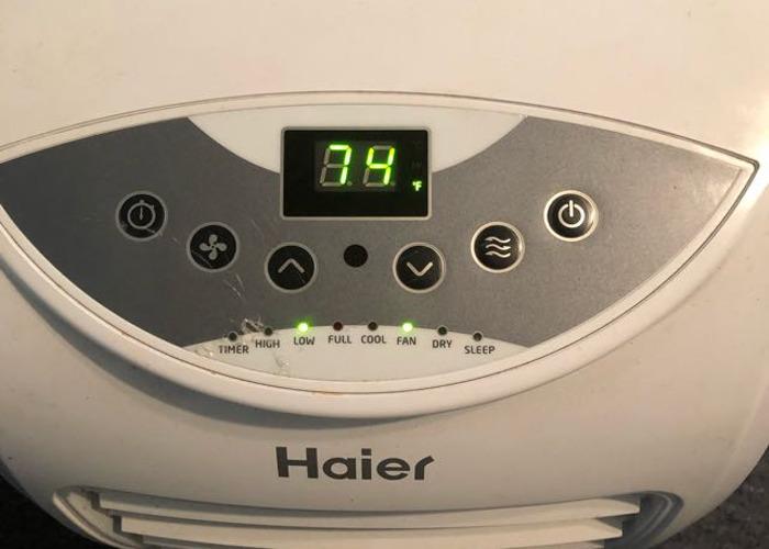 Haier  portable air conditioner unit - 1