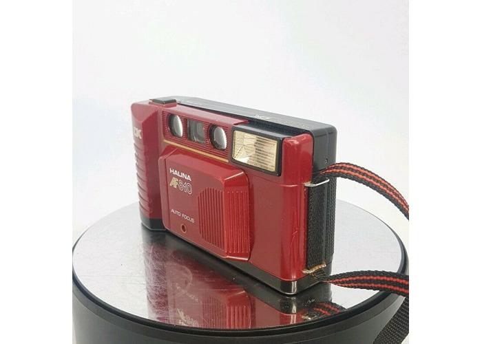 Halina AF810 Vintage 35mm Camera Program DX Auto Focus Point&Shoot Camera418#589 - 2
