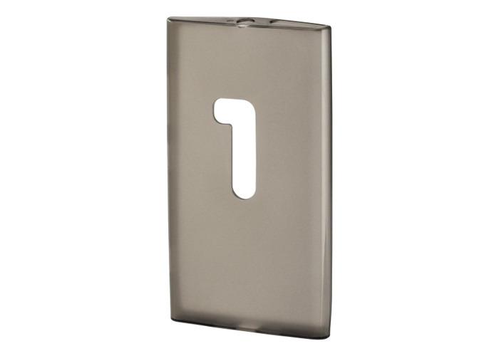 Hama Crystal Phone Cover for Nokia Lumia 920 Grey (EOL) - 1