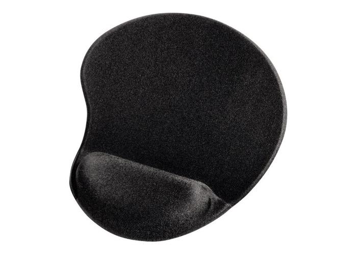 Hama Ergonomic Mouse Pad Mini Black - 1