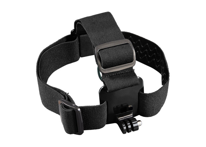 Hama Head Strap Mount for GoPro Camera - 1