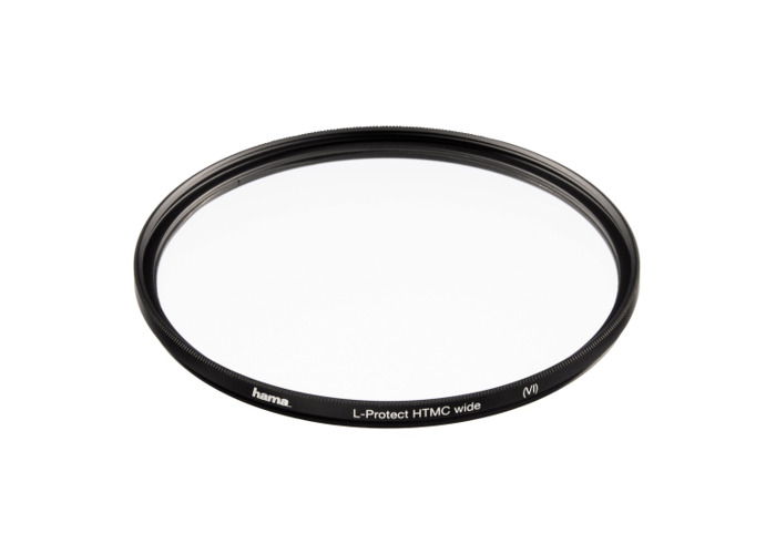 Hama Lens Protect HTMC Wide 58mm Lens Filter - 1