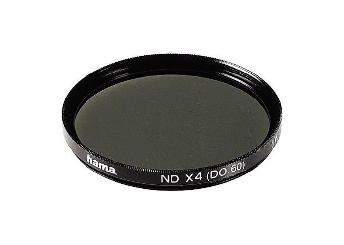 Hama ND4 Neutral Density Filter HTMC 72mm - 1