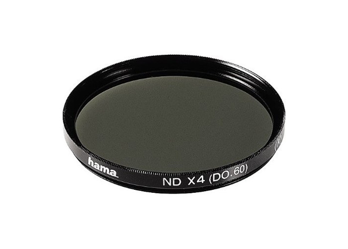 Hama ND4 Neutral Density Filter HTMC 77mm - 1