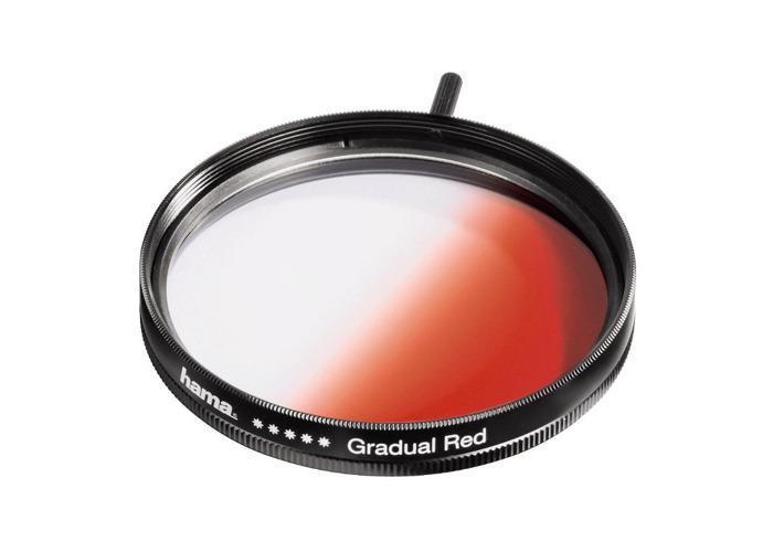 Hama Red Grad Filter 58mm - 1