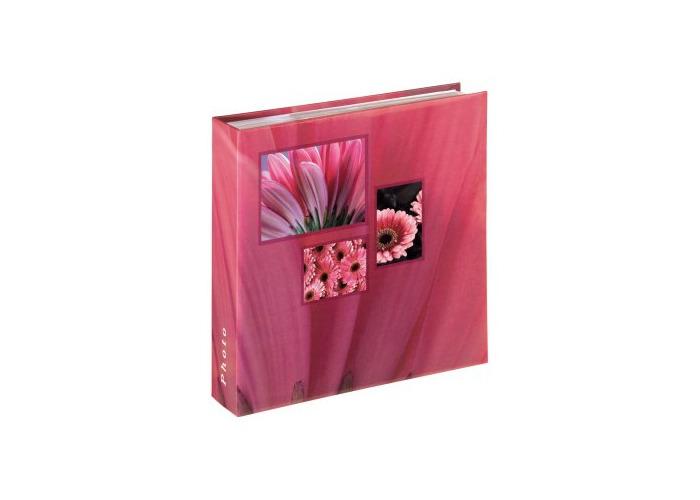 Hama Singo 100 Page Memo Photo Album holds 200x 10x15cm Pink - 1
