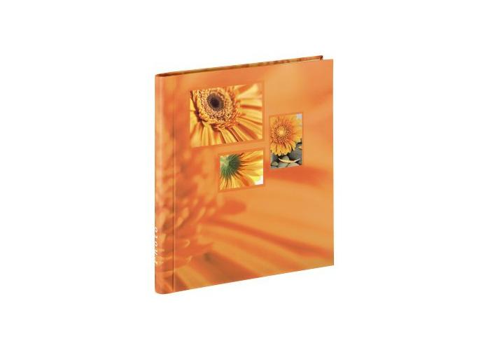 Hama Singo 20 Page Photo Album holds 60x 10x15cm Orange - 1