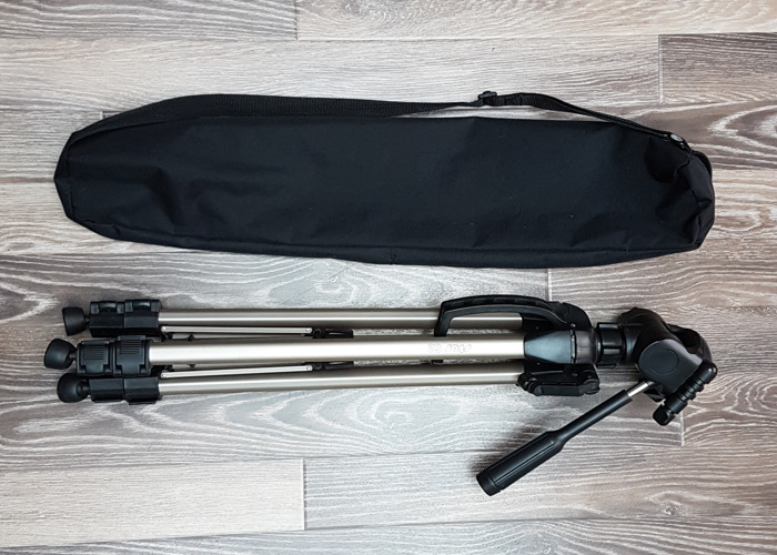 Hama Star 62 Tripod with Carry Case - 1
