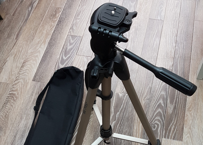 Hama Star 62 Tripod with Carry Case - 2