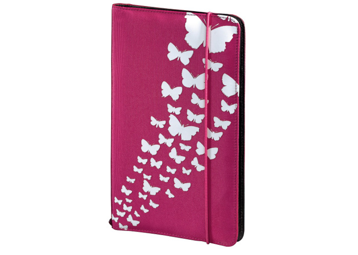 Hama Up to Fashion CD Wallet for 48 Disc Pink - 1