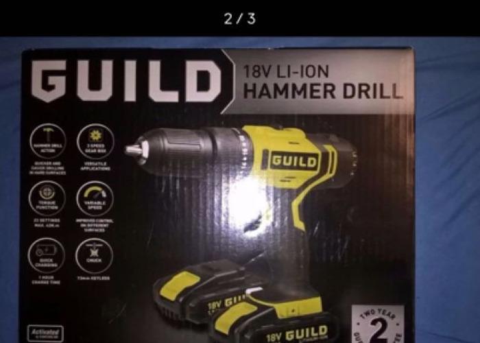 Hammer Drill - 2