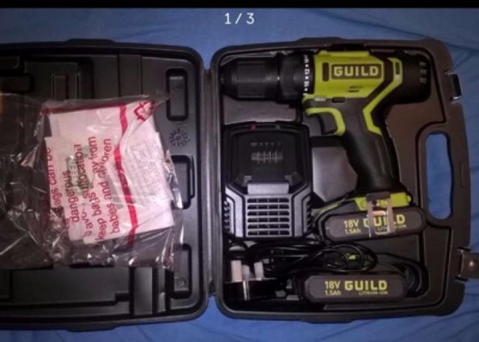 Hammer Drill - 1
