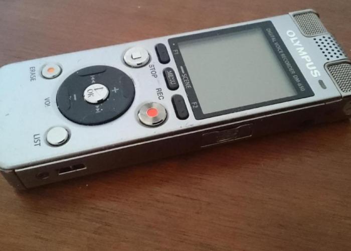 Handheld Recording Device - 1