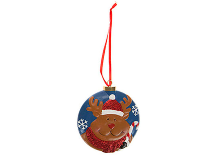 Hanging Christmas Bauble - 1