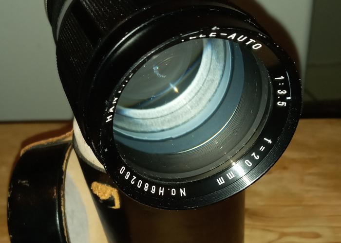 Hanimex 200mm Tele=Auto Lens - 2