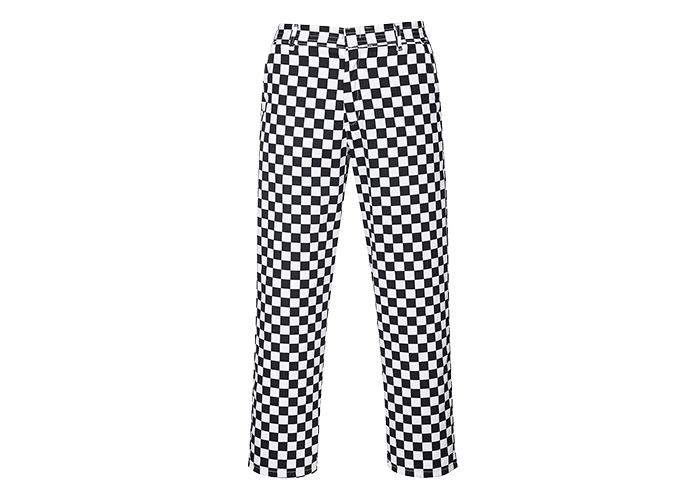 Harrow Chef Trousers  Chessb  Small  R - 1