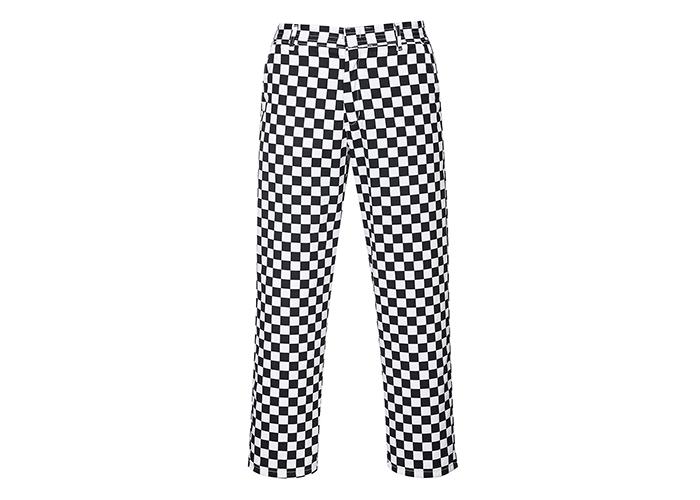 Harrow Chef Trousers  Chessb  XXL  R - 1