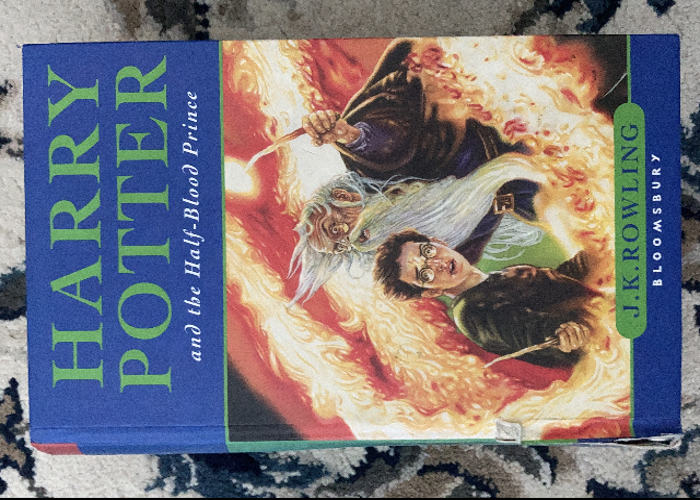 Harry Potter and the Half-Blood Prince - 1