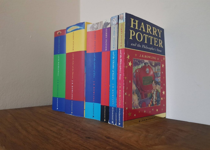 Harry Potter Book Collection (No. 1-6) - 1