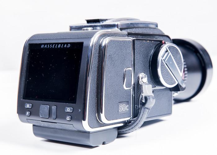 Hasselblad 500 CM   CFV-50 Digi Back   1 Carl Zeiss Lens - 1