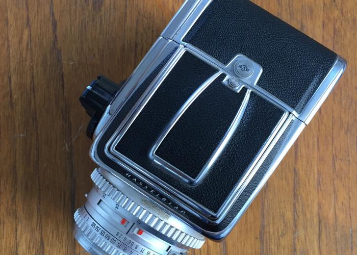 Hasselblad 500c Plus Lenses - 2