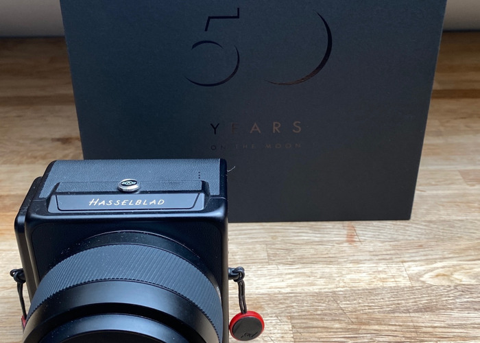 Hasselblad 907X Special Edition + XCD 45mm f4 - 1